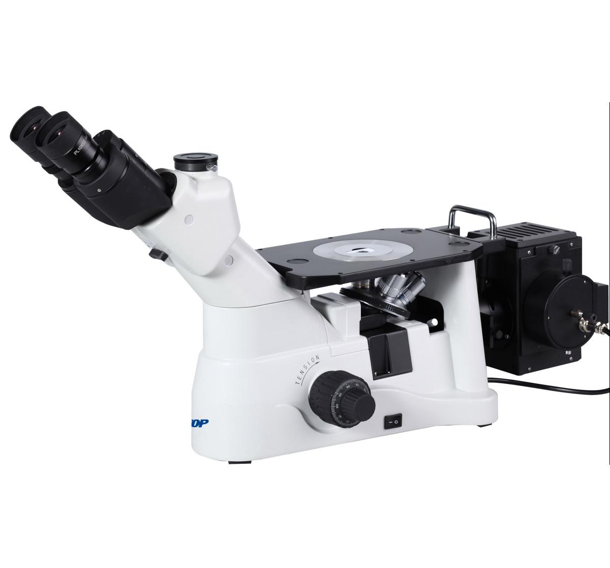 HYZX-30MW大型三目倒置金相显微镜
